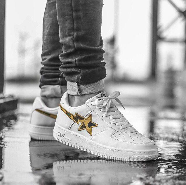 Bapesta | Nike shoe store, Sneakers, Shoes sneakers
