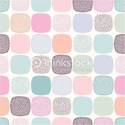 Clipart vectoriel : seamless dots geometric pattern