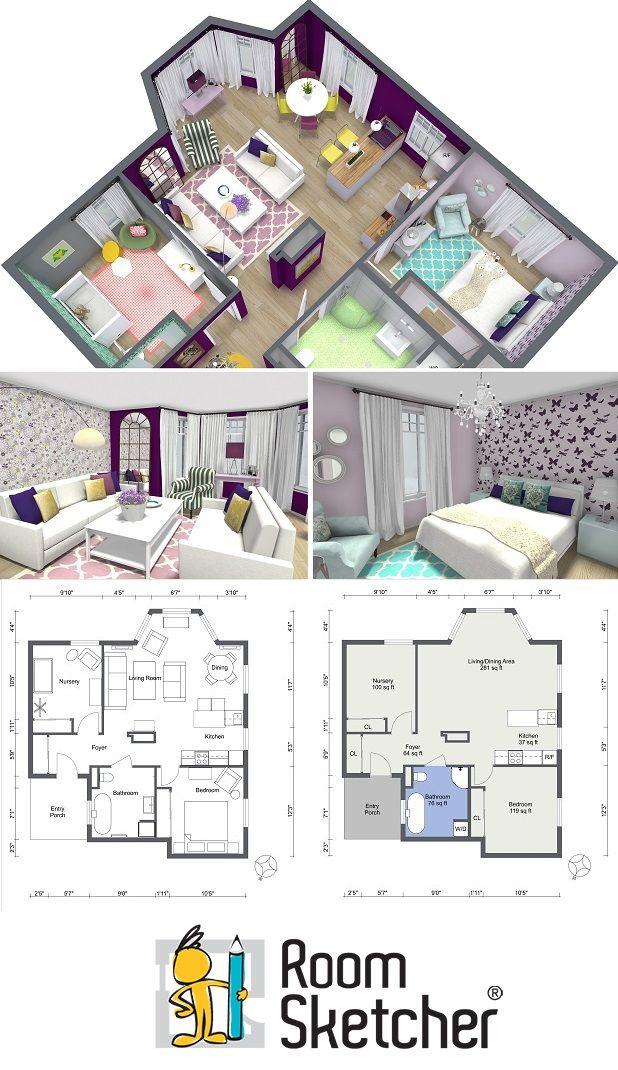 Why Use Costly And Complicated CAD Software To Create A Floor Plan Or Design  A Room? Create The Professional Interior Design Drawings You Need    Quickly, ...