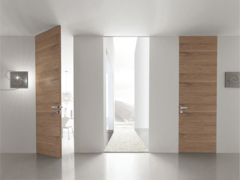 Big noce canaletto home pinterest porte interne design moderno e moderno - Porte interne design ...