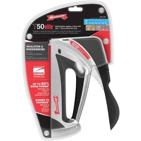 Arrow Fastener Pro Easy Squeeze Staple and Brad Nail Gun $35.20
