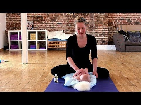 (14) Baby yoga movement and stretches for baby part 1 ...