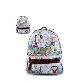 a1757afa1 Morral - Cartera de mujer - Bolso - Mochila - LANY Handbags - 5818 | Linio  Colombia