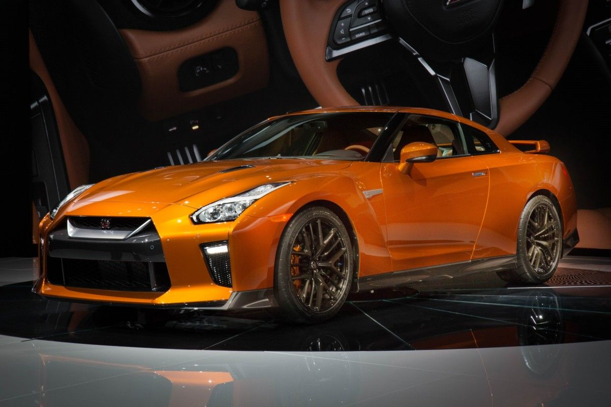 The New York Auto Show's Finest And Fastest Nissan