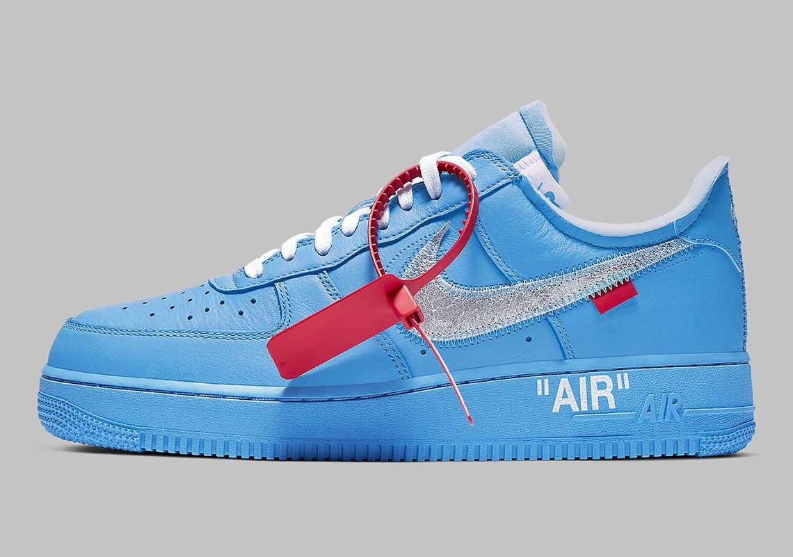 mca off white air force 1