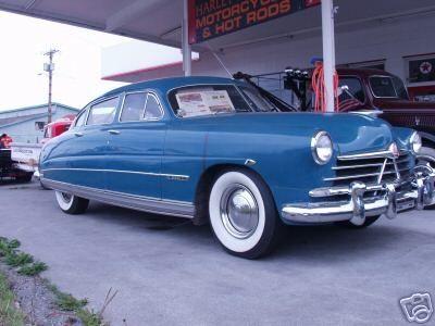 1950 Hudson Super Six 4-Door Sedan | Hudson: 1947 - 1951 ...