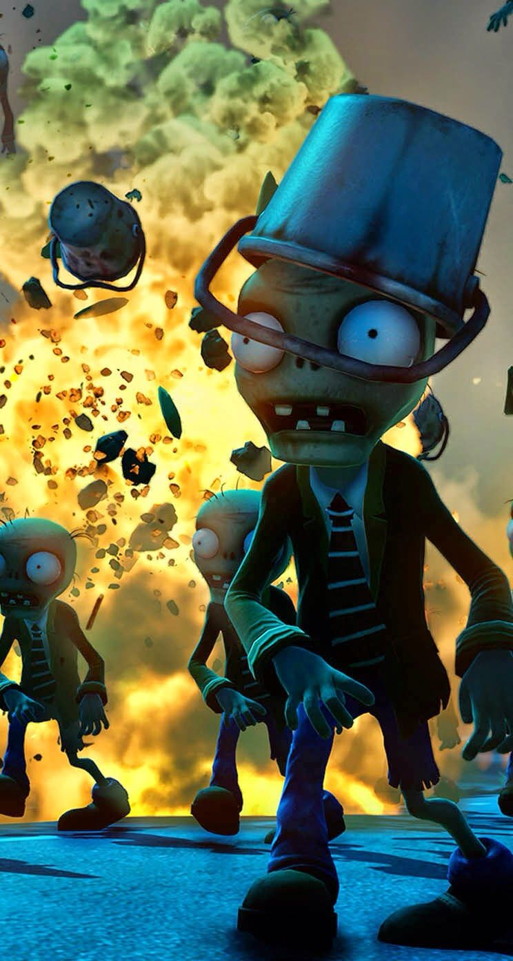 plants vs zombies - #games zombie iphone wallpaper @mobile9 | iphone