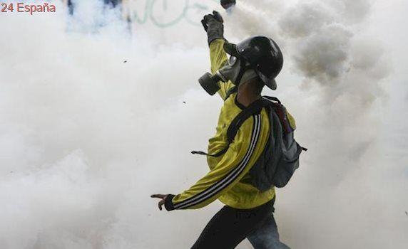 Disturbios nocturnos en varios barrios de Caracas