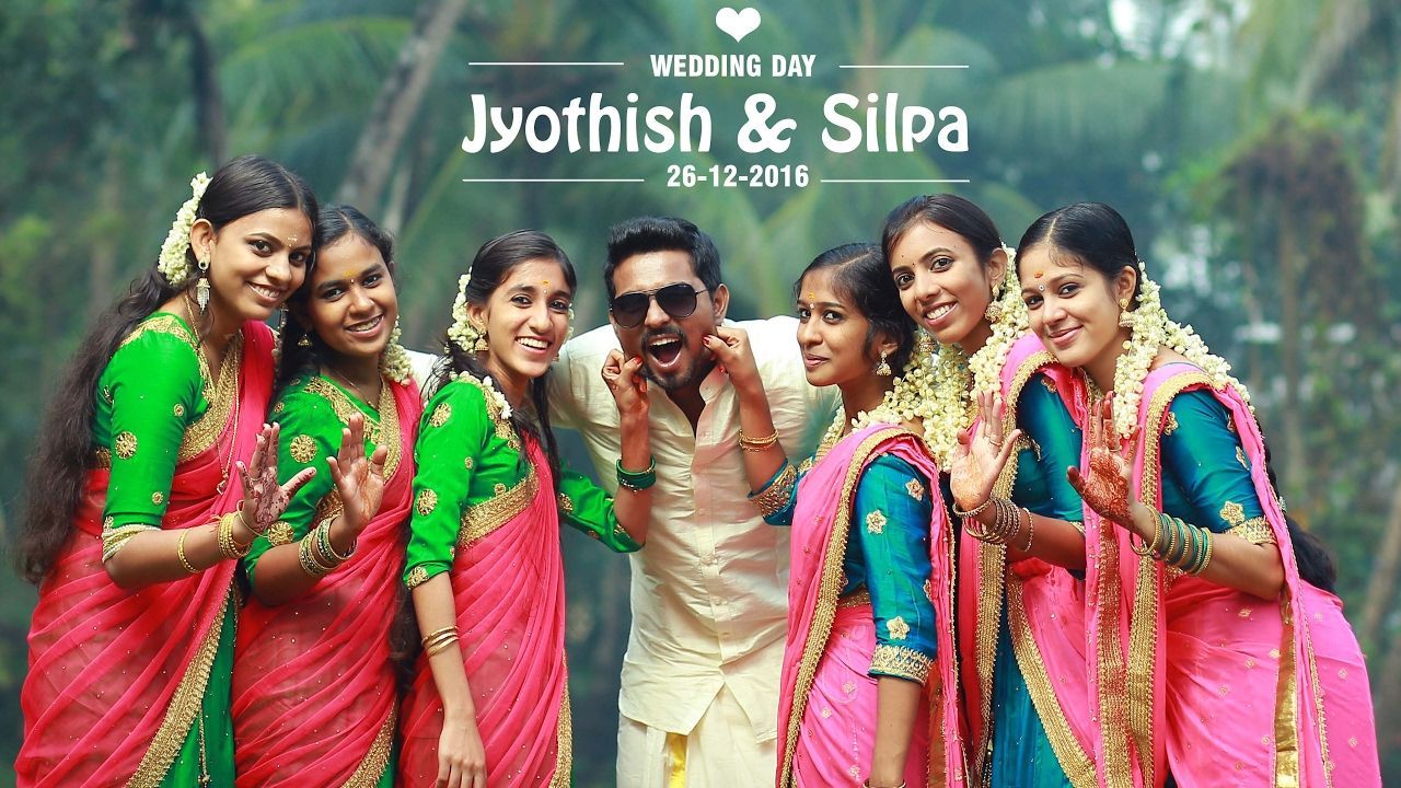 Jyothish Shilpa Kerala Wedding A Beautiful Video Of And By After Rain Media Watch This So Share It