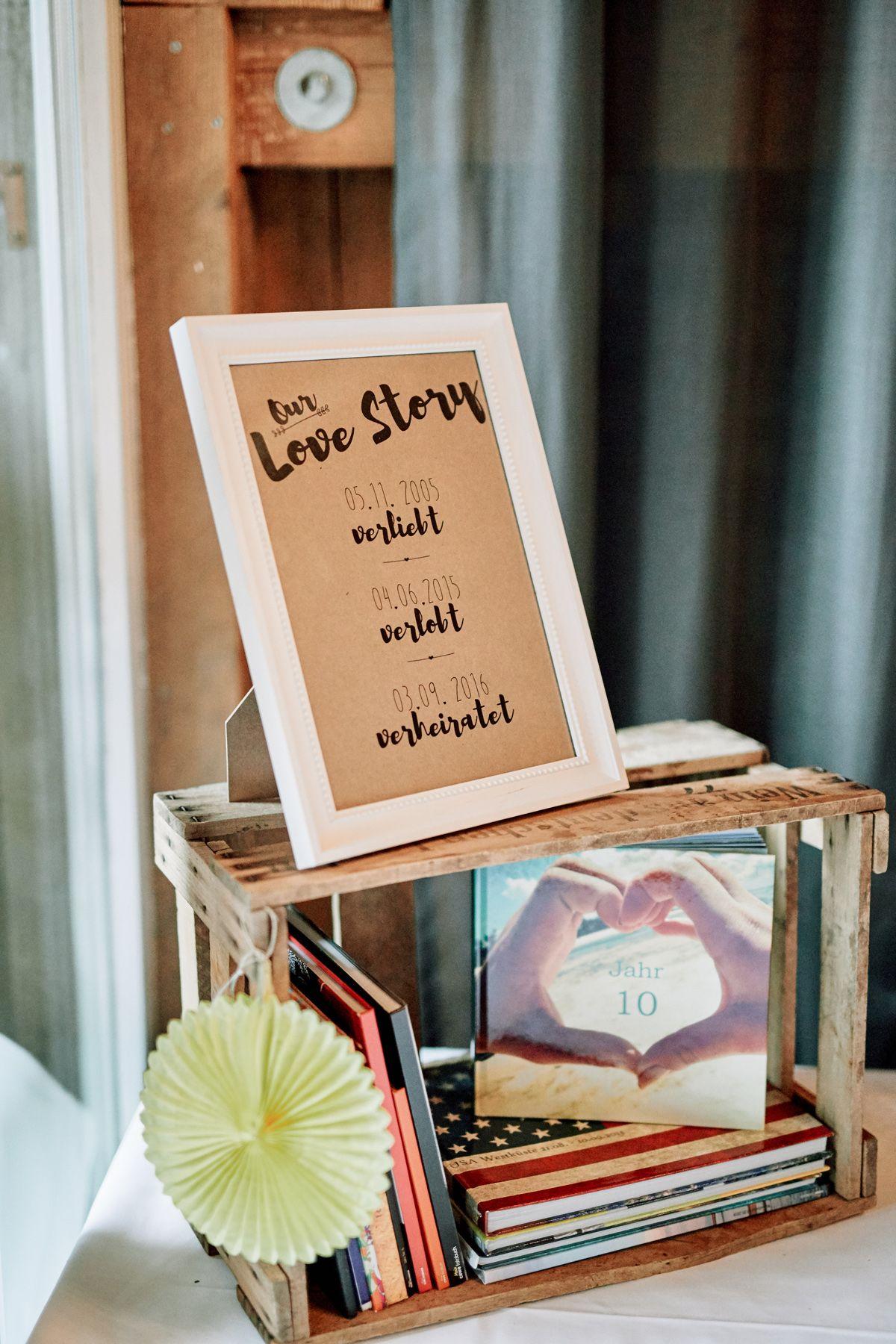 Originelle Landhaushochzeit mit VW Bulli   Hochzeitsblog