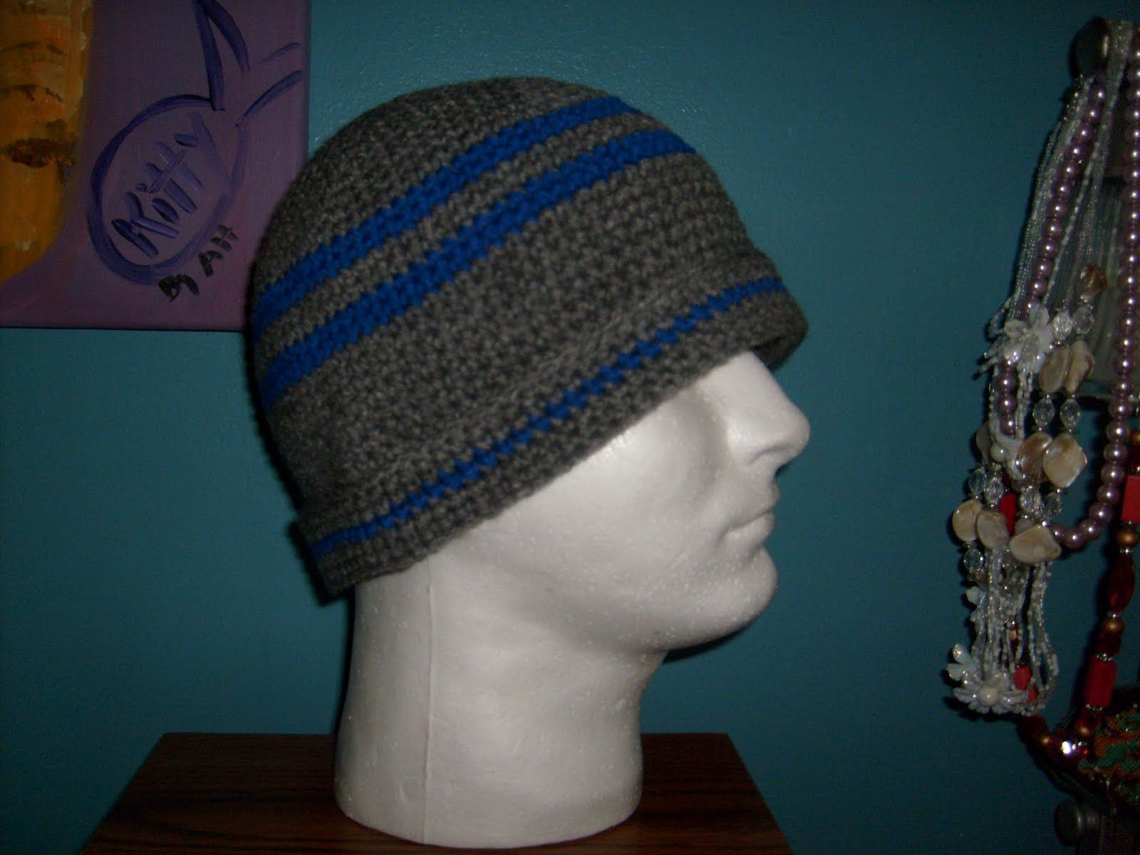 Free crochet beanie pattern mens simple mens beanie hat free crochet beanie pattern mens simple mens beanie hat bankloansurffo Image collections