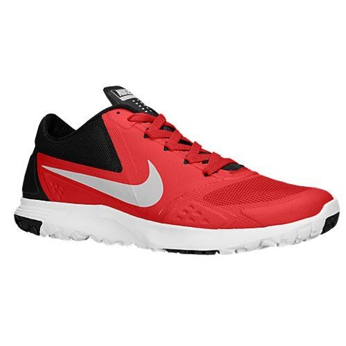 New Nike Mens FS Lite Trainer II Cross Trainer RedBlack 11 * Visit the  image link