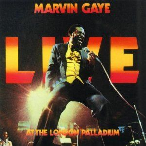 Marvin Gaye, Live at the London Palladium