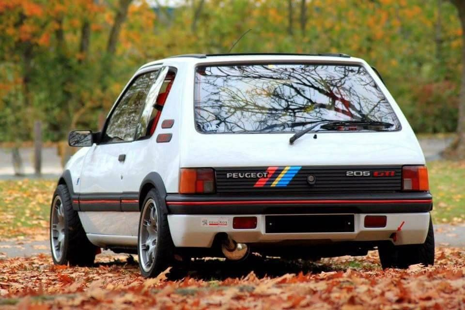 205 Gti Ae86 Peugeot Cars Cars Motorcycles