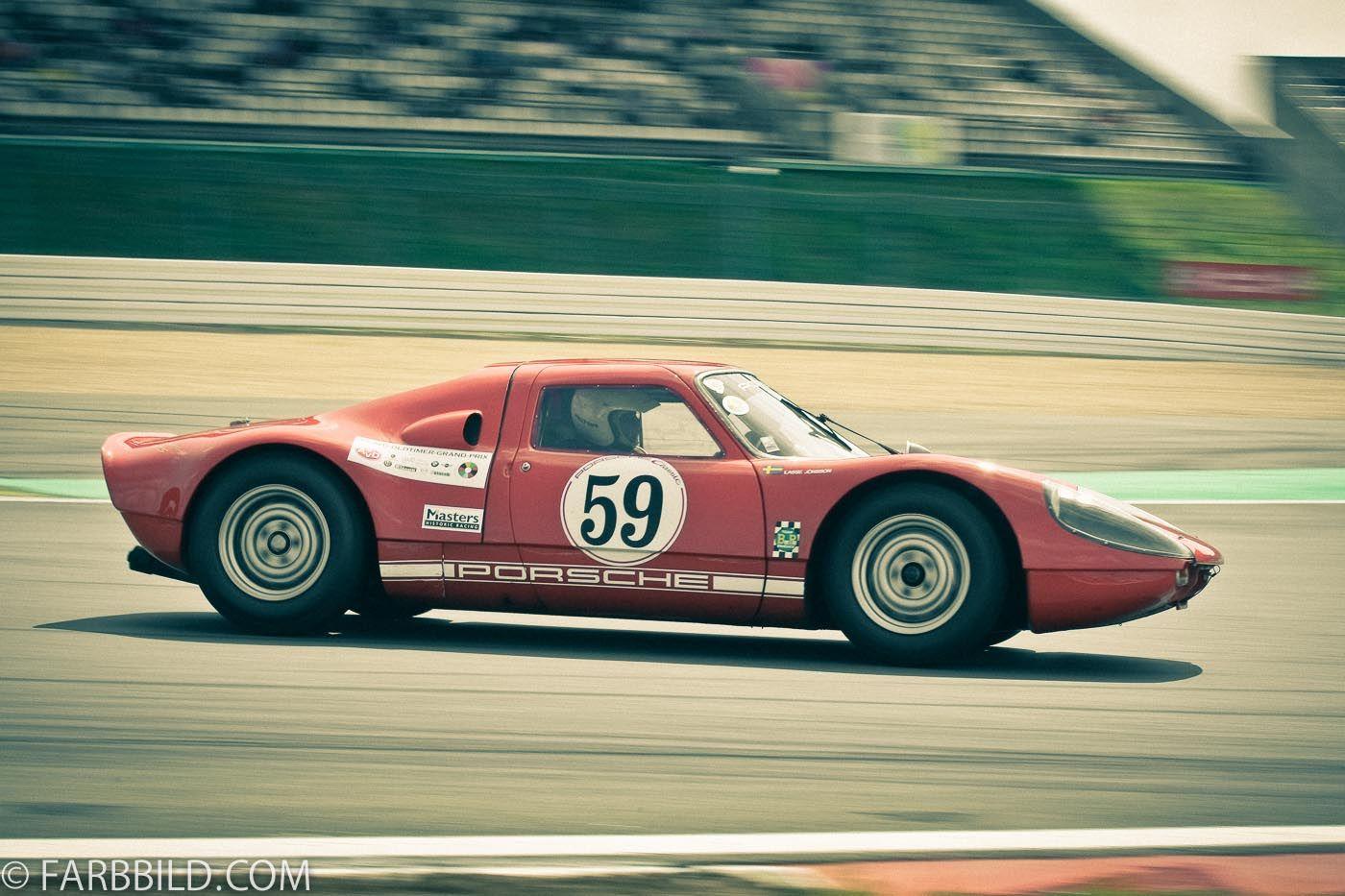 Porsche 904 @ Nürburgring