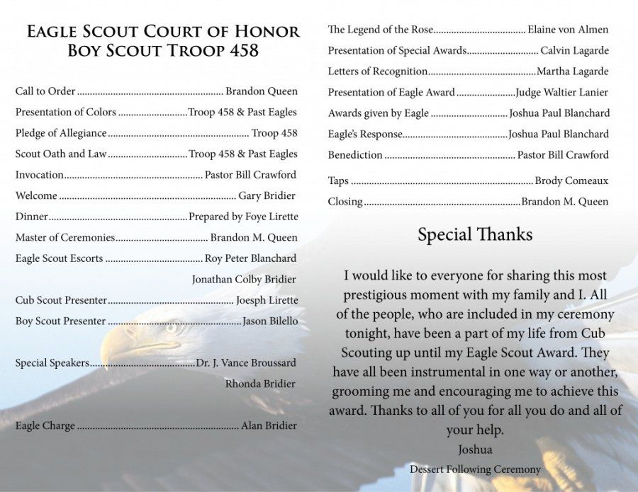 160 best Eagle Scout Celebration images on Pinterest Boy - eagle scout recommendation letter sample
