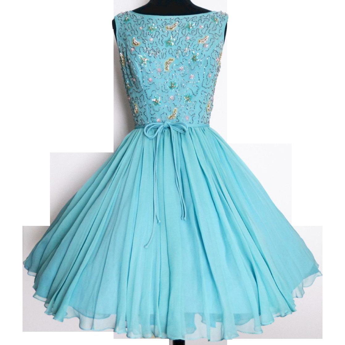 Vintage 1950s Dress//50 Dress//Lilli Diamond//Original//New Look ...