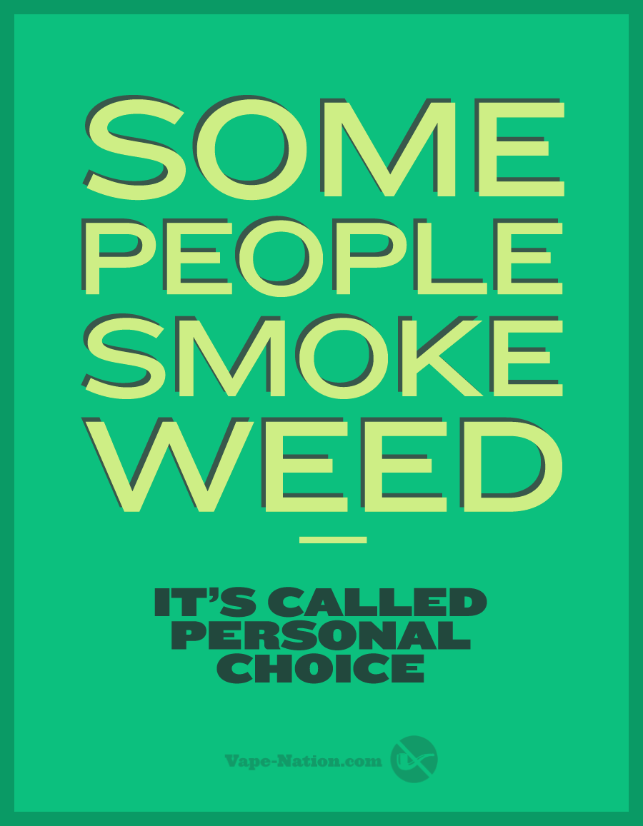 smoking is a personal choice