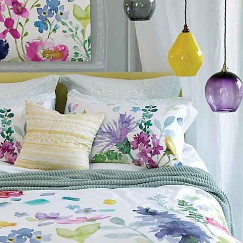 31 Beautiful And Romantic Floral Bedding Sets Bed Linens Luxury