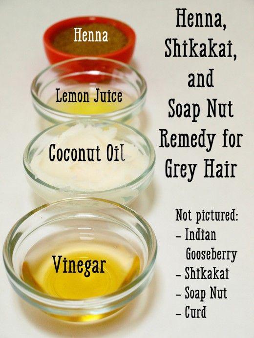 How To Make Natural Hair Dye In Hindi