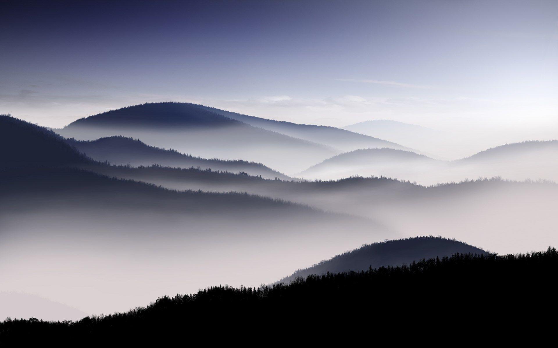 Nature Desktop Wallpaper Download 1920x1200 With Images Scenery Wallpaper Mountain Art Print Mountain Landscape