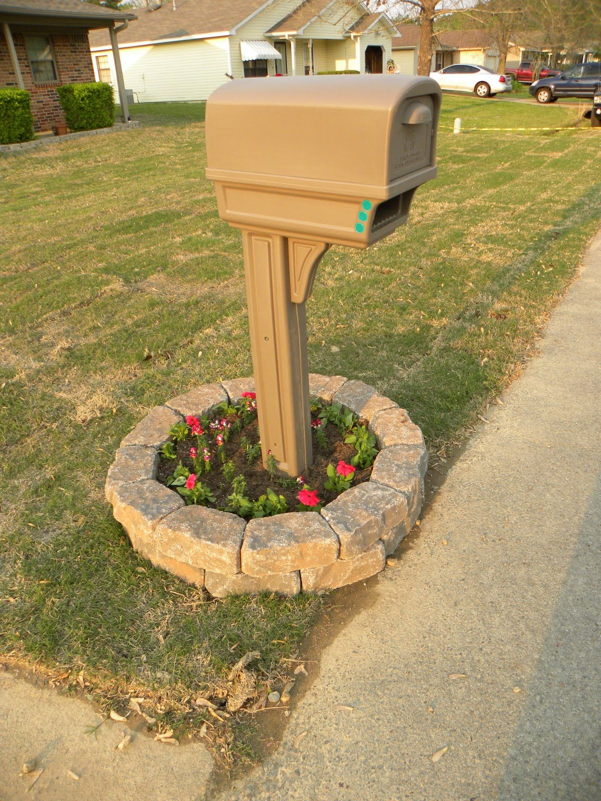 mailbox curb appeal home