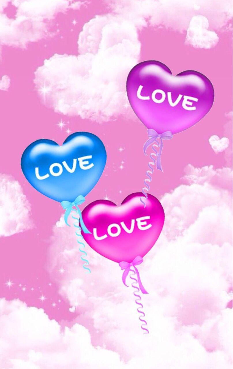 So Much Love Wallpaper Love Pink Wallpaper Heart Wallpaper