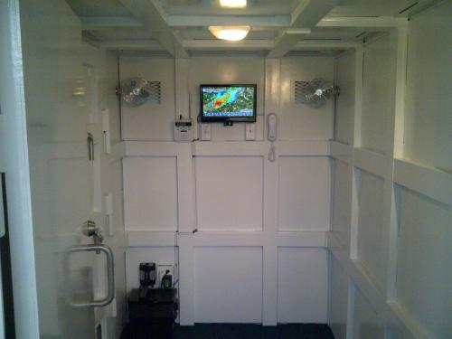 Average Joe Vs The Tornado How Interior Design Can Save Your Life Design Connection Inc Safe Room Storm Room Tornado Safe Room