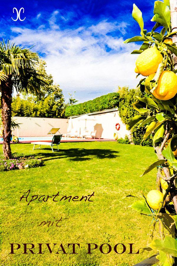 Lucca Toskana Apartment Mit Eigenem Pool 6 Personen Auf Toskana Urlaub Und Familienurlaub