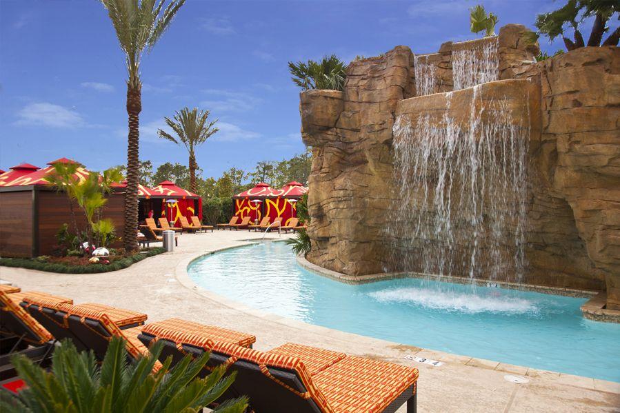 Golden Nugget Lake Charles Pool Bar Lounge