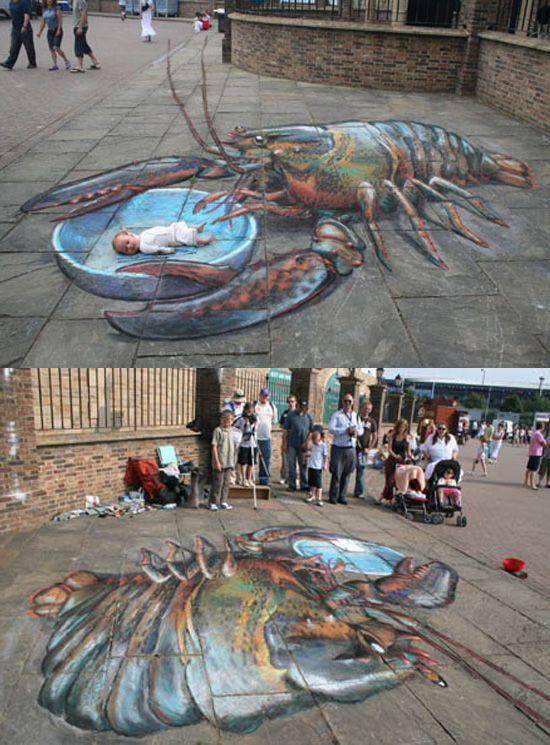 More of Beever's 3D art. | Fun Sorta Art in 2019 | Street ...