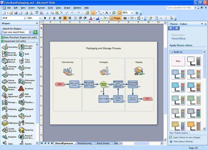 Скачать программу microsoft office visio