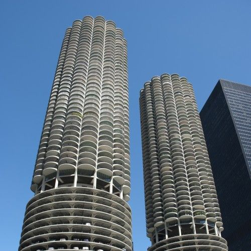 Chicago Buildings 70s