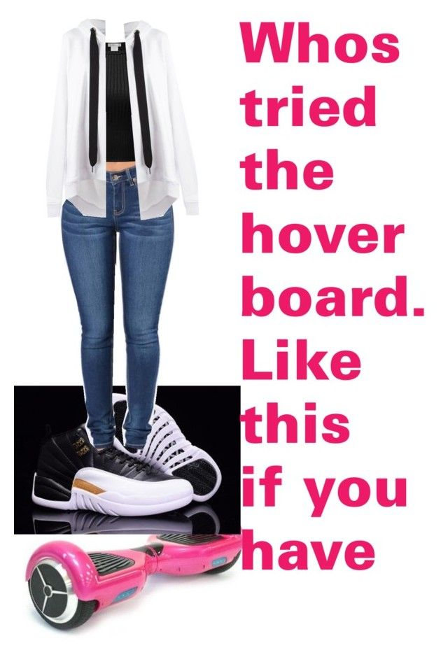 """#Hoverboard"" by anna-bigsis ❤ liked on Polyvore featuring Marques'Almeida"
