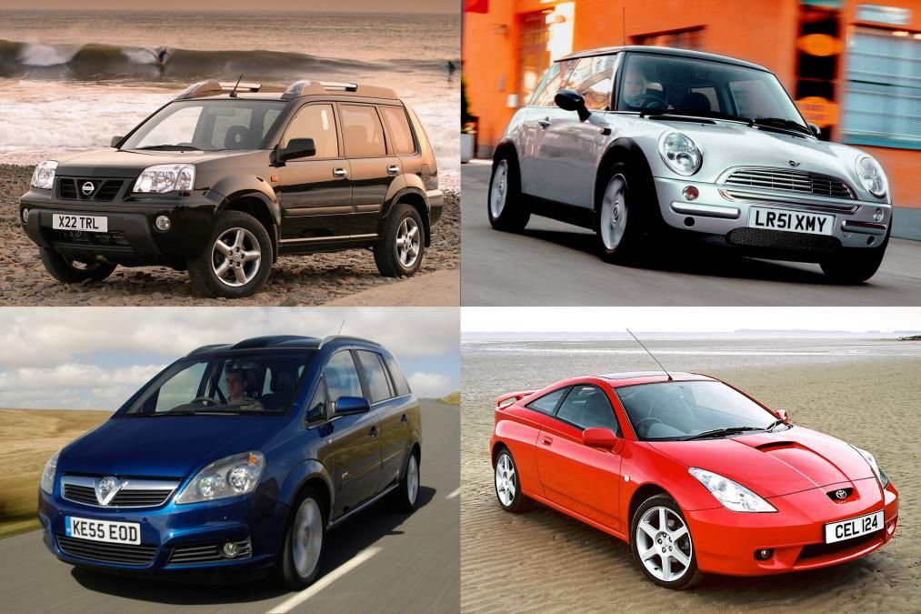 Цены на автомобили в Британии выбираем машину за 1000