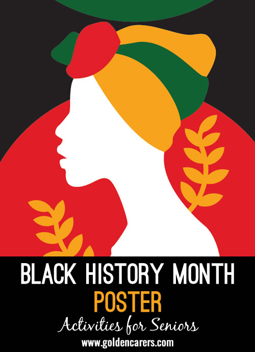 Black History Month Poster 1 In 2021 Black History Month Posters Black History Month Black History Month Art