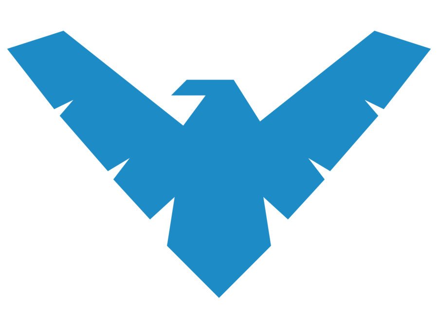Nightwing Logo By ~MachSabre On DeviantART   Printables ...