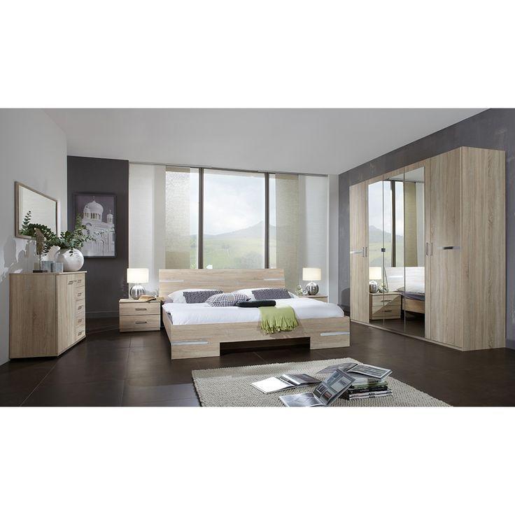 Komplett Schlafzimmer In Weiß Emura Pin By Ladendirekt On