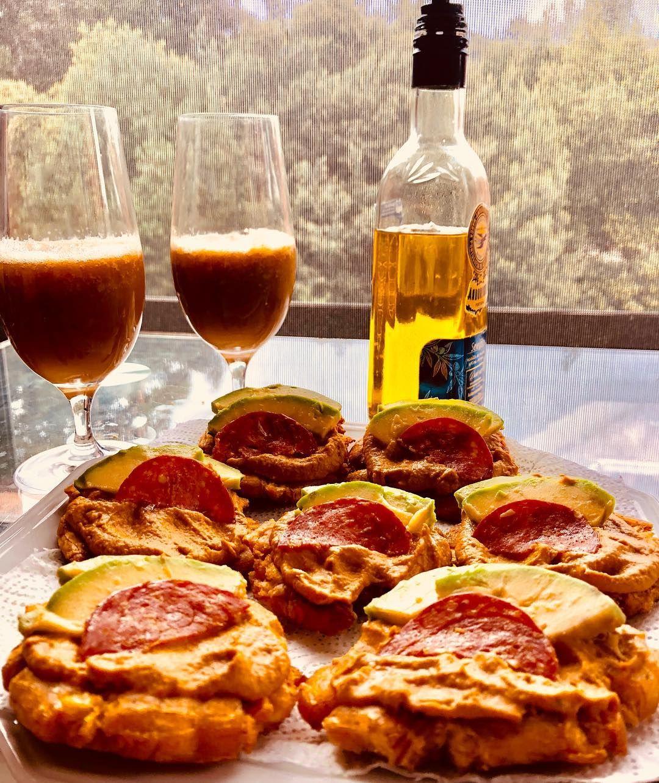 New The 10 Best Home Decor With Pictures Hummus Con Aguacate Pepperoni Y Patacón Y Tu Con Que Más Lo Comerías Hummus Food Pepperoni Pizza Pepperoni
