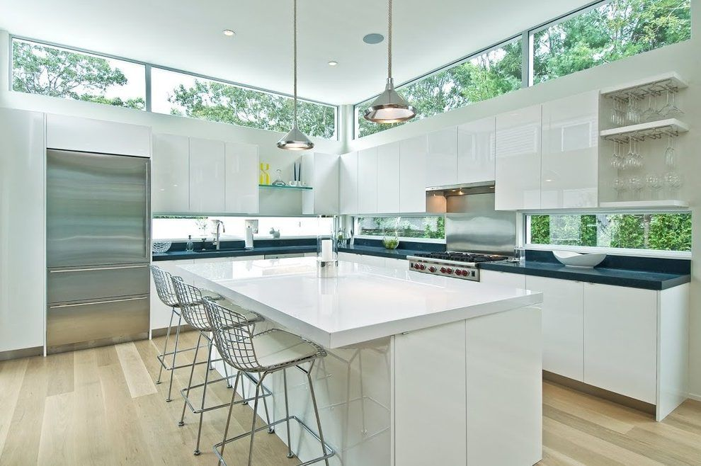 Image result for clerestory windows above kitchen | Tempe House ...