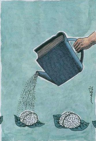 Read any good books lately ?