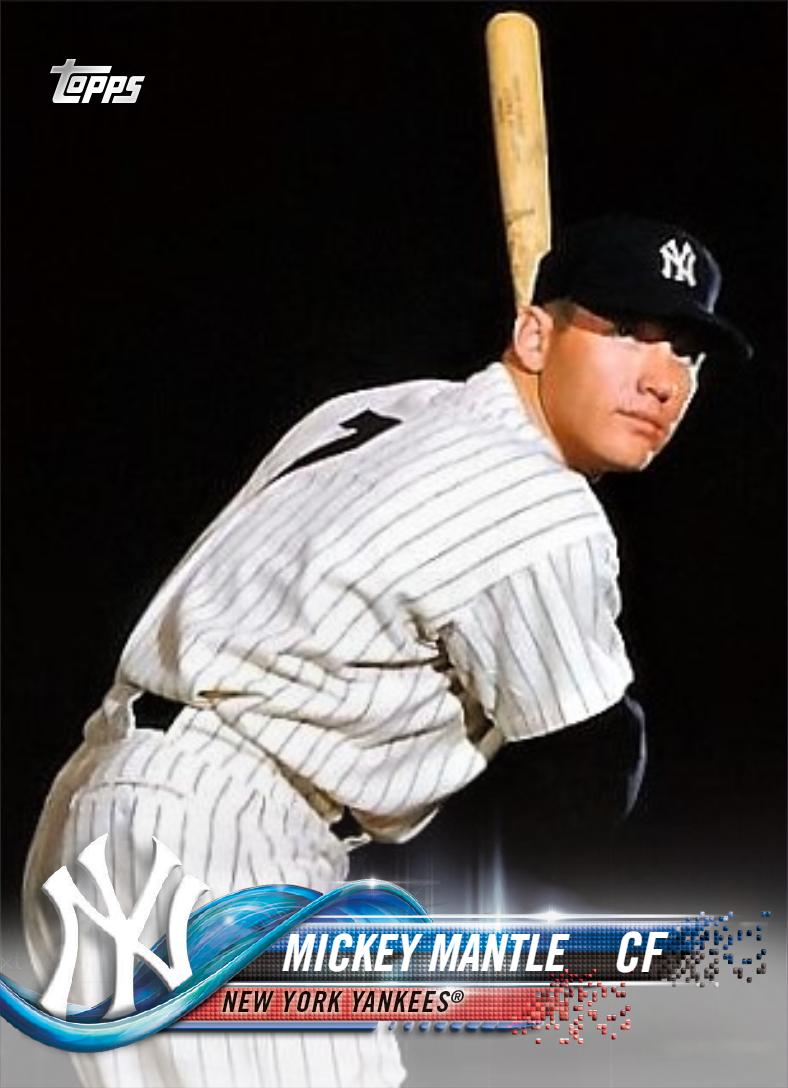 Pin By Kiersten On Mickey Mantle In 2020 Mickey Mantle New York Yankees Yankees