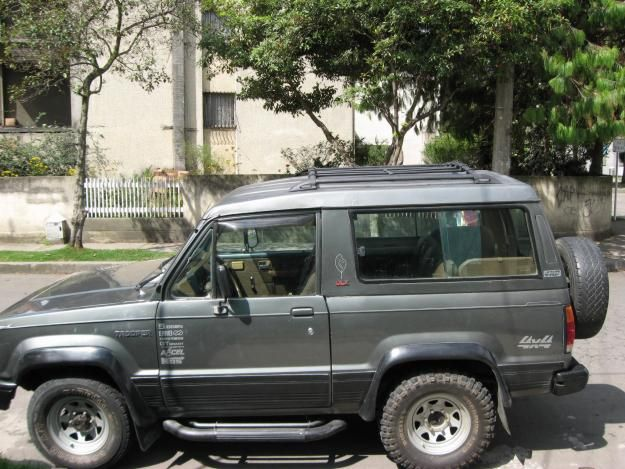 Chevrolet Trooper Dlx Chevrolet Pinterest Chevrolet Jeep And 4x4