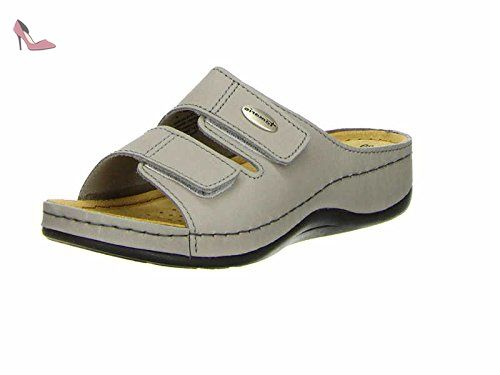 first look ever popular really comfortable Tamaris 1-1-27510-28 200, Mules pour Femme - gris - gris, 39 ...
