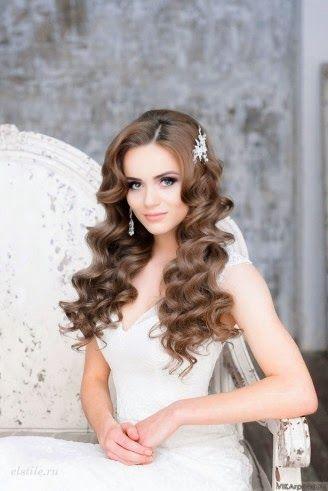Peinados para novias | Rizos para nuestra boda