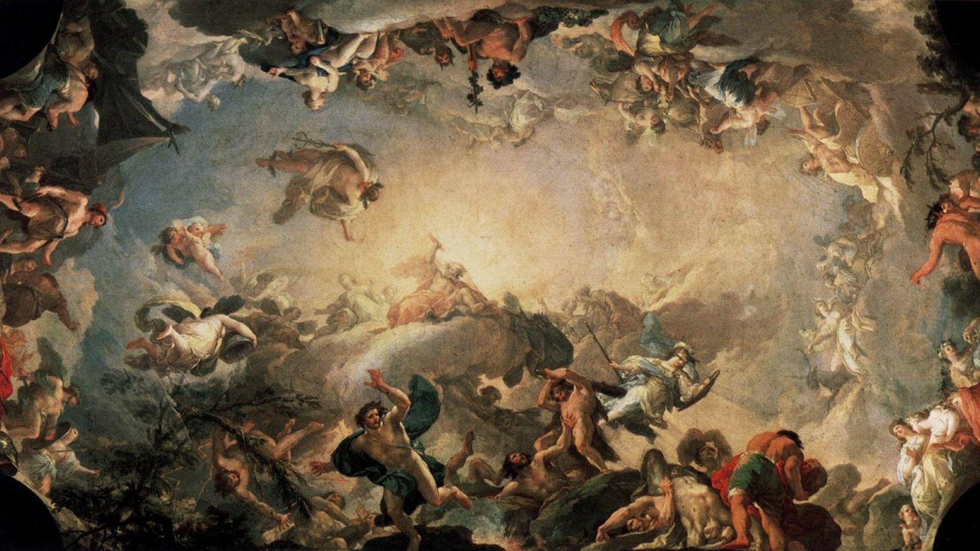 Greek Mythology Wallpapers Goddess Of Love