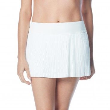 e789ed6e48b53 Beach House Adele Pleated Swim Skort - Paloma Beach