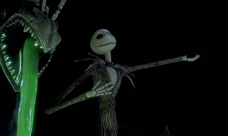 Jack The Nightmare Before Christmas 1993