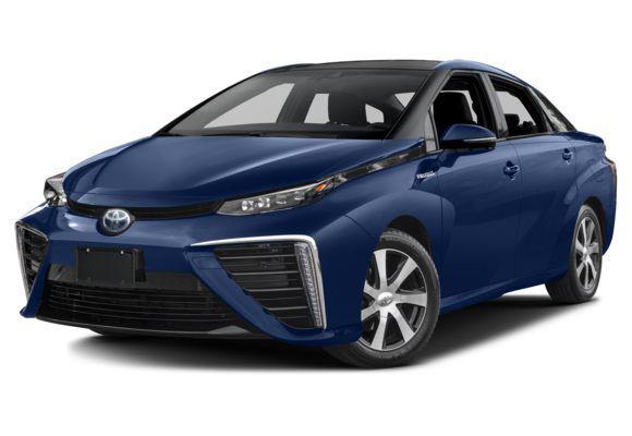 Toyota Mirai 2nd Generation Hydrogen Car Toyota Mirai In 2020