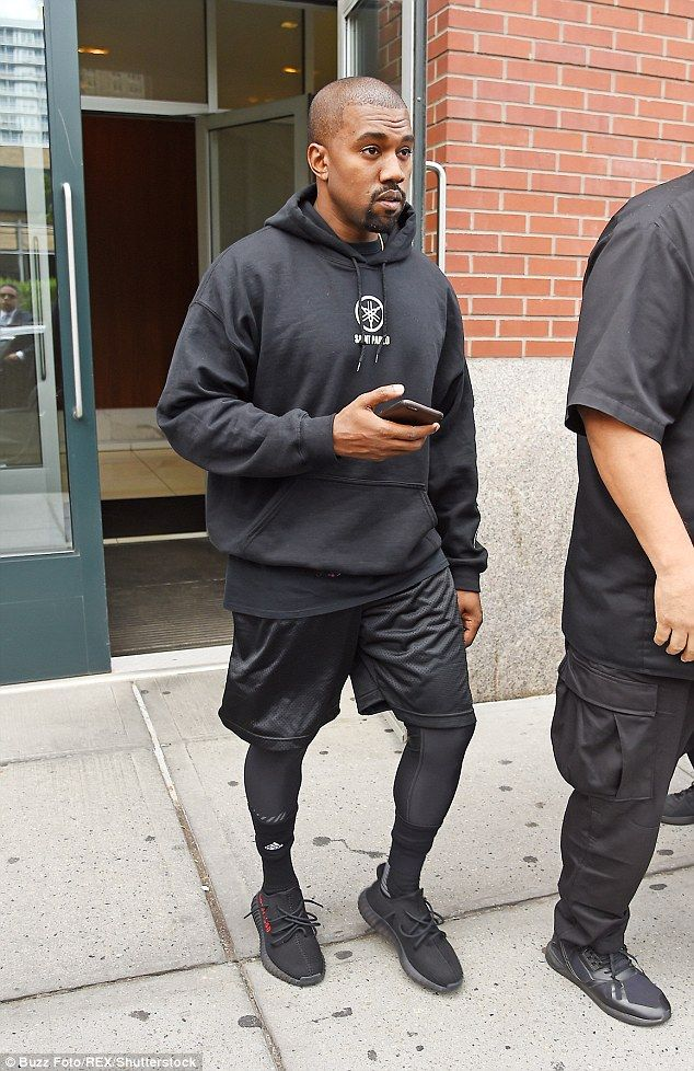 dd8e246facf Kanye West admits he tried to impress Kim with his  cool outfits ...
